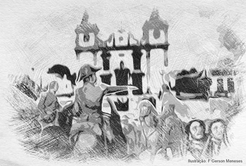 A proclamação da independência em Piracuruca no dia 22 de janeiro de 1823