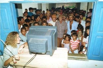 Quando a imagem de televisão chegou