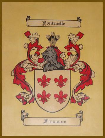 A origem da família Fontenele