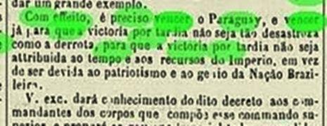 Raimundo Gomes das Neves, o piripiriense herói da Guerra do Paraguai