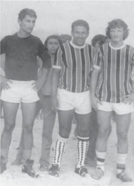 O craque Garrincha jogou no Estádio Ribeirão em Piracuruca