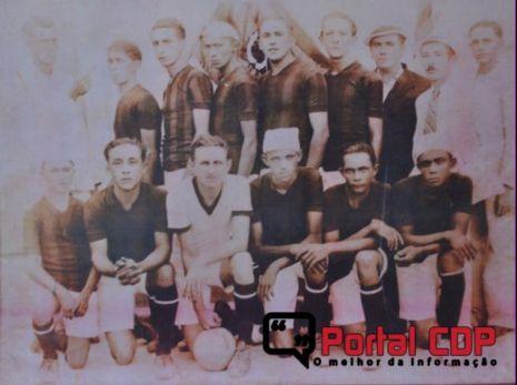 Conheça a origem do futebol castelense e quem foram os primeiros jogadores a defender a seleção