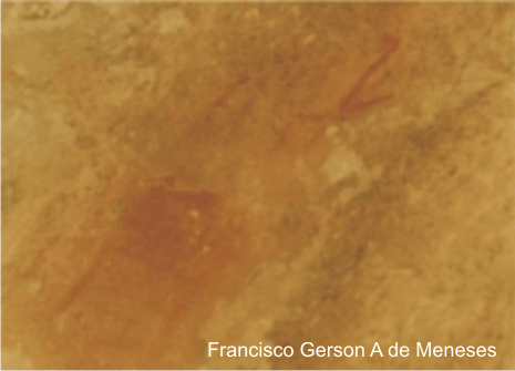 As inscrições rupestres no Riacho Caldeirão em São José do Divino-PI