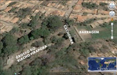 Pirapora: um paraíso abandonado