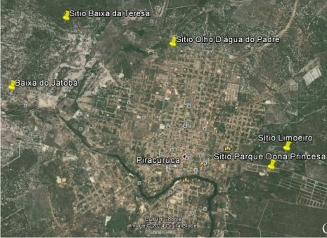 Crescimento urbano de Piracuruca se mostra como uma ameaça à preservação de sítios arqueológicos