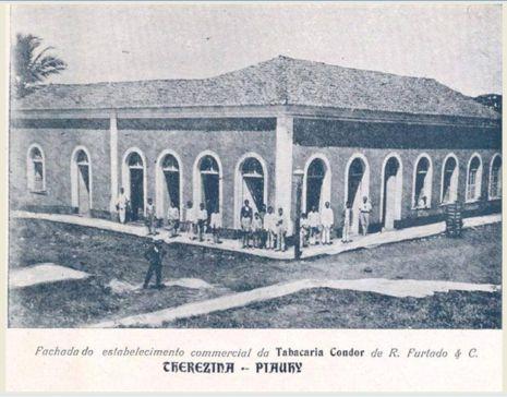 A antiga fábrica de cigarros Condor em Teresina