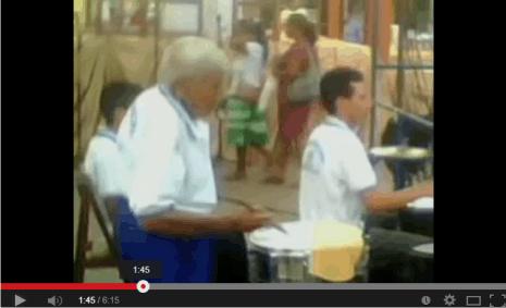 Sr Raimundinho da Bandinha de Música, um patrimônio de Piracuruca