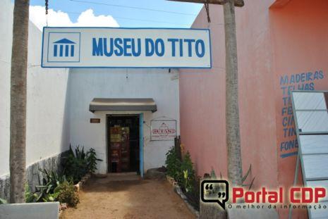 Museu do Tito: Guardião da história e cultura do Piauí