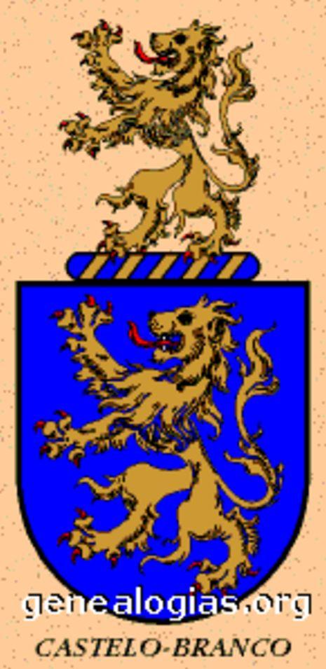 Existe legítima família Castelo Branco no Piauí?
