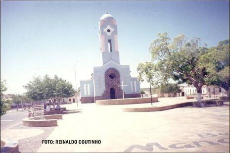 Santa de Castelo do Piauí roubada é recuperada pela polícia