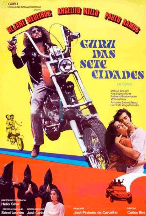 Guru das sete cidades: filme piauiense já passa dos 40 anos