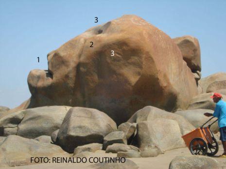 Praia da Pedra do Sal e o misterioso subterrâneo dos jesuítas