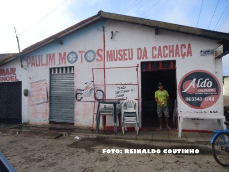 O Museu da Cachaça em Piracuruca