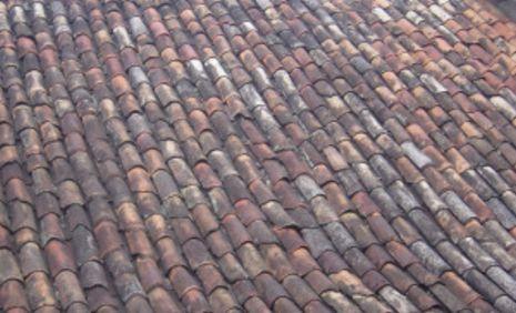 """A """"Telha do Pará"""" na arquitetura antiga de Piripiri"""