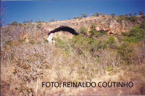 O magnífico Arco da Igreja de Valença do Piauí