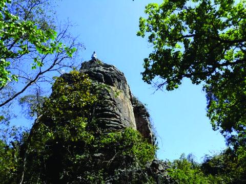 """A lenda da """"Pedra Grande"""" em São José do Divino-PI"""