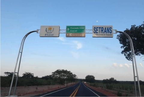 A nova rota para o litoral do Piauí apresenta cenários de extrema beleza, revela comunidades e encurta a distância da capital até Barra Grande e Cajueiro da Praia
