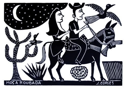 Ensaio de Cordel: O amor do Dachaga e da Dardô