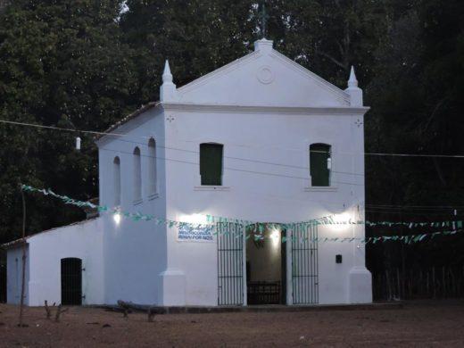 A Igreja de N S do Rosário da Frecheira da Lama e o método indiciário