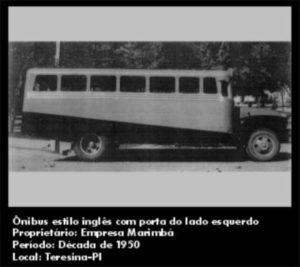 Ônibus Artesanal