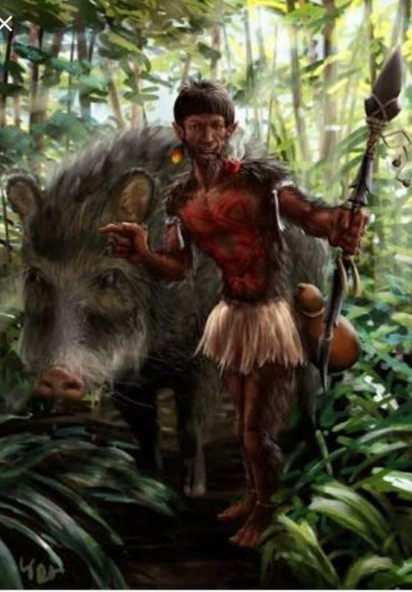 Histórias de Caçador em Castelo do Piauí: O encontro inesperado com o Caipora