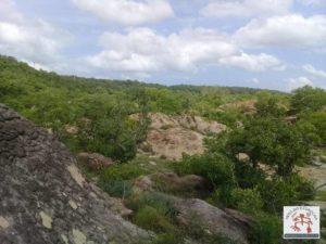 Rochas do Saco do Monte Belo