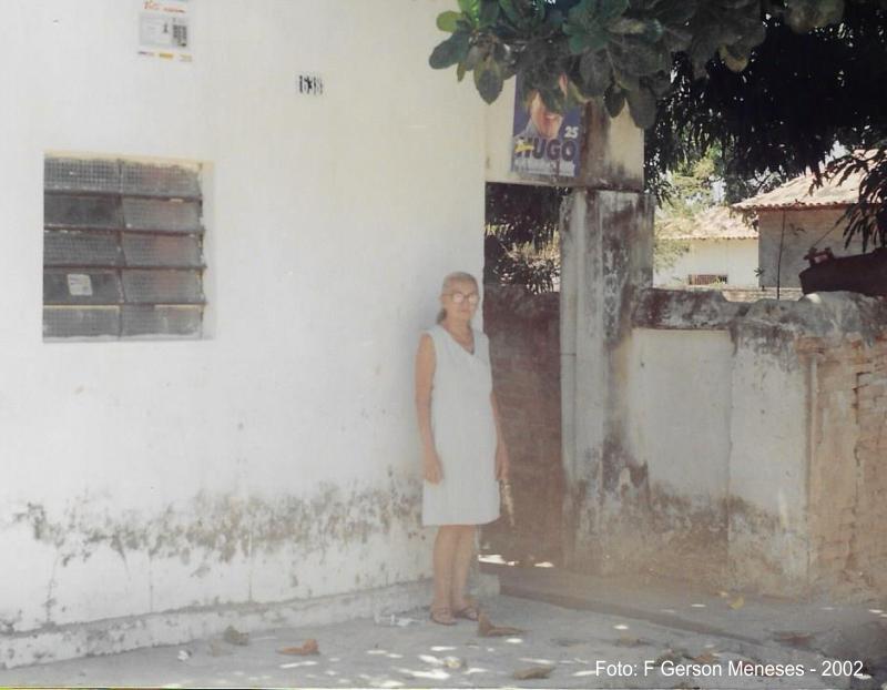Piracuruca perde uma de suas maiores educadoras, faleceu a Tia Amunda