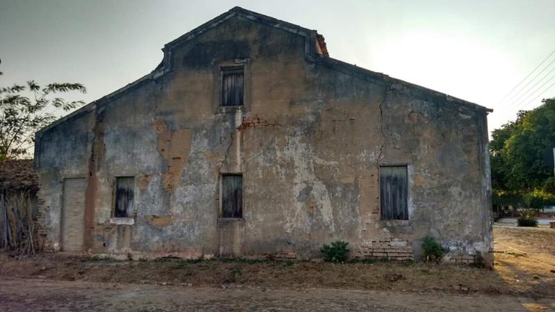 Casa do Sr Gentil Newtom Cardoso em Castelo do Piauí