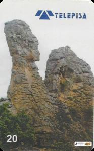 Formações  - Parque Nacional de Sete Cidades
