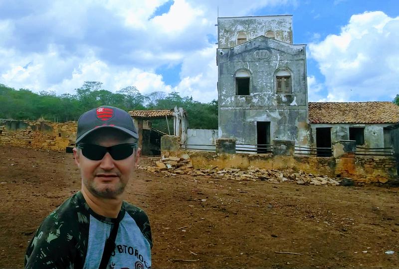 A Fazenda Belmonte resiste ao tempo e ainda esbanja a sua imponência entre os municípios de Brasileira e São João da Fronteira no Piauí