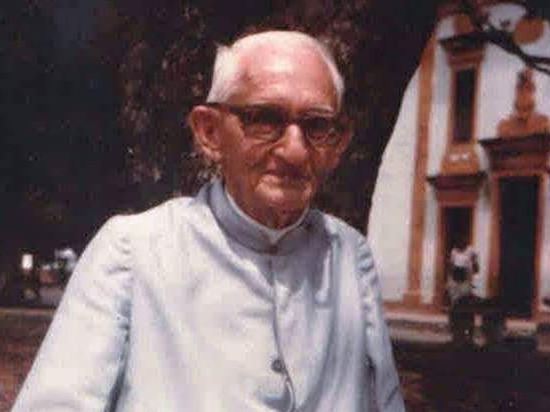 Monsenhor Olavo Passos, o amigo das crianças e dos pobres