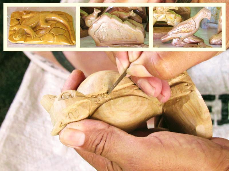 O artesanato em Pedra-Sabão das Sete Cidades é muito mais do que uma arte, é um patrimônio cultural piauiense