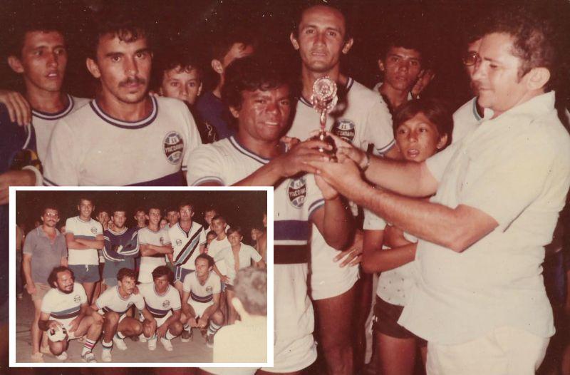 O futebol de salão do Grêmio Recreativo Piracuruquense no início da década de 1980