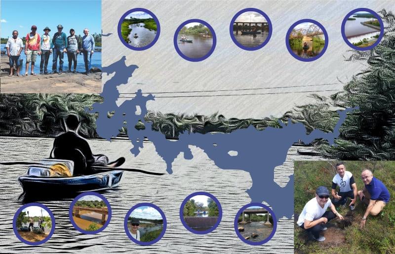 Expedição científica Arabê / Piracuruca, conhecendo o nosso rio, da nascente à foz
