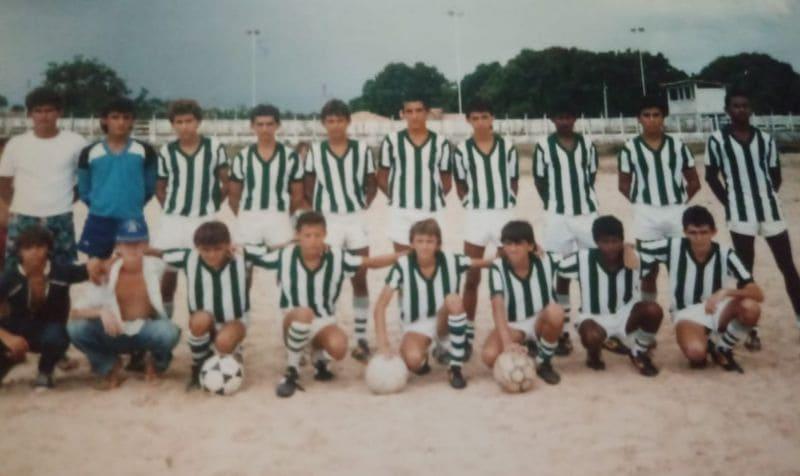 O glorioso Esporte Clube Rio Verde da Piracuruca