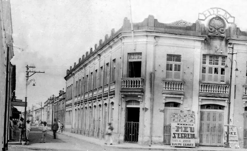 Os pormenores de uma sessão no cine Éden em Parnaíba, no longínquo ano de 1937