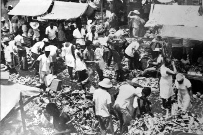 A Parnaíba de 1946 e a galinha pedrês da menina Mundica