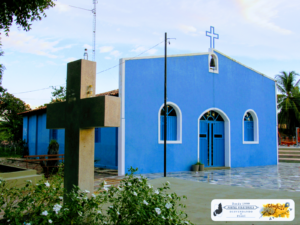 Capela de Nossa Senhora da Conceição, no simpático e agradável povoado Fura-Mão, zona rural de Piracuruca.