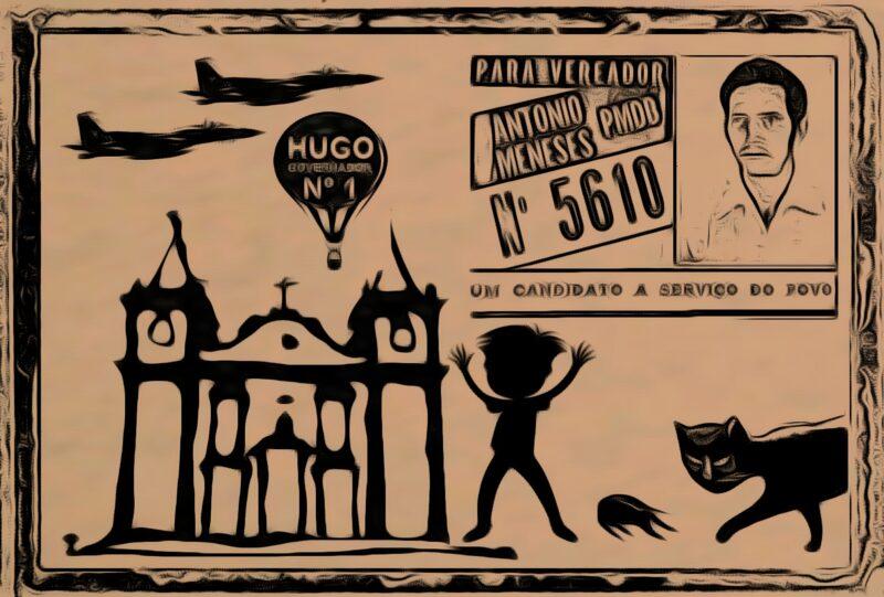 Eleição de 1982 em Piracuruca: Gatos contra Ratos, entre trombetas, aviões, balão e um Cara de Tatu