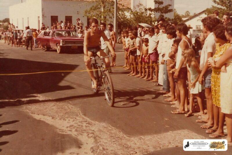 Os eventos organizados pelo Grêmio movimentavam a Piracuruca no início dos anos 1980