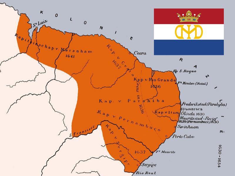 A Nova Holanda e os tapuias – infernal aliança