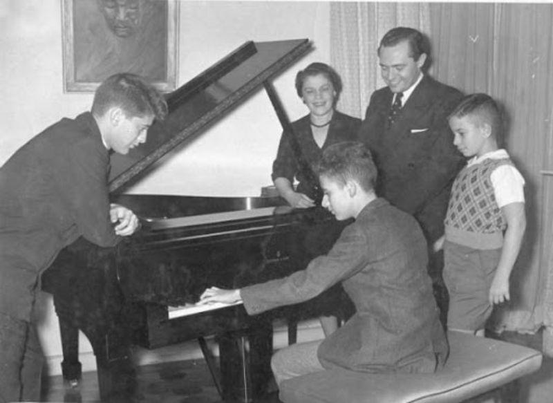Os três canários e o piano, o lamento de Dona Carmem de Miranda na Parnaíba de 1947