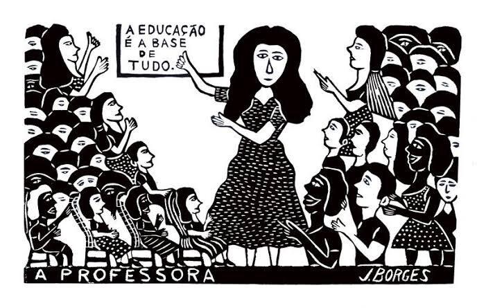 Rumbora que é hora de cantar o Hino Nacional! Um retrato das escolas públicas nos anos 1980