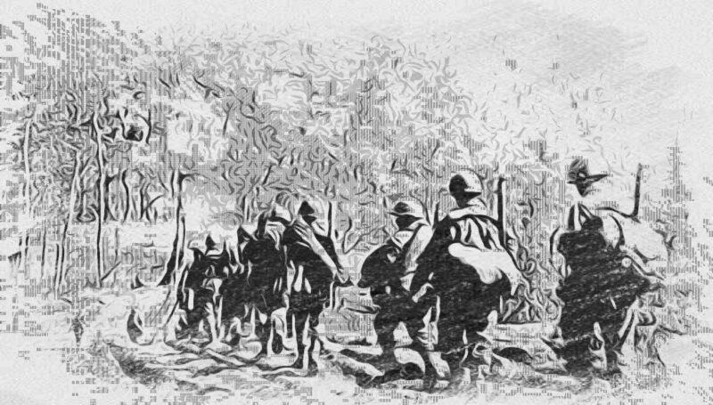 O medo de serem convocados para a Segunda Guerra fez alguns parnaibanos sumirem do mapa, literalmente