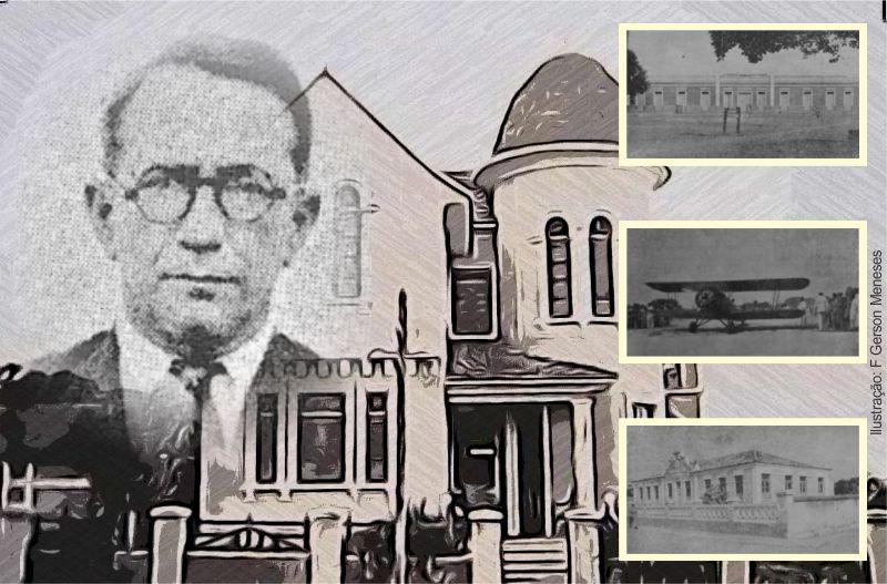 """A trajetória do """"Coronel Progresso"""", os 80 anos da morte de  Lucas Meneses"""