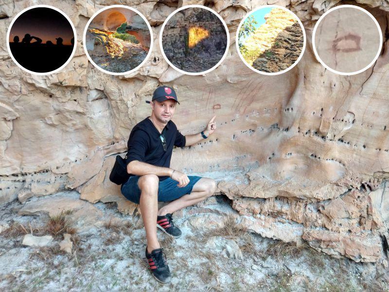 O enigma solsticial no Parque Nacional de Sete Cidades