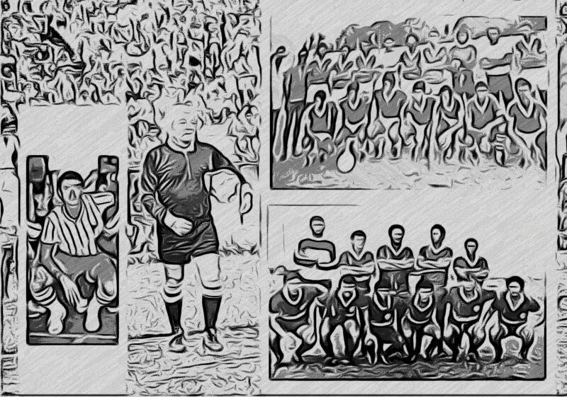 O dia em que Galba Mororó, árbitro de futebol, ficou sitiado no Estádio Doca Ribeiro em Piracuruca-PI