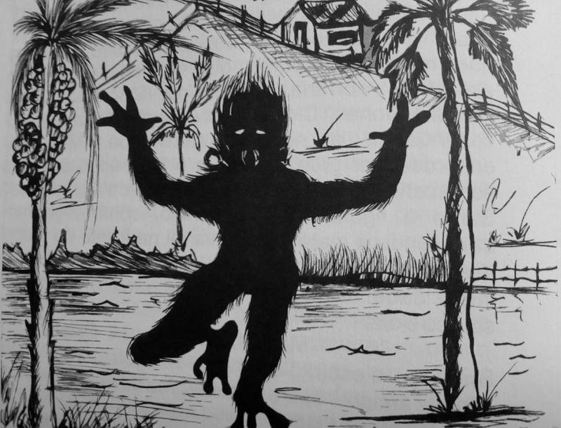 BURY-AÇU, o espírito do brejo: O protetor da natureza e dos animais em Buriti dos Lopes – Piauí