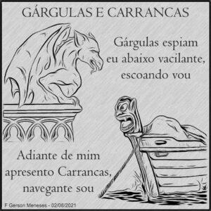 Haincai - Gárgulas e Carrancas
